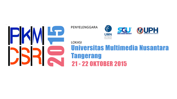 Undangan Konferensi PKMCSR 2015