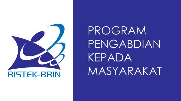 Daftar Penerima Dana Program Pengabdian Masyarakat Kemenristek/BRIN Tahun 2021